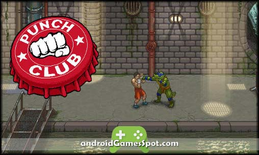 Punch Club game apk free download