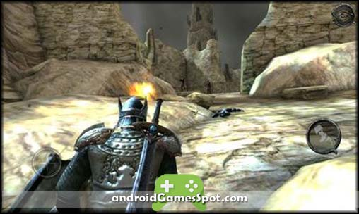 Ravensword Shadowlands 3d RPG free android games apk download