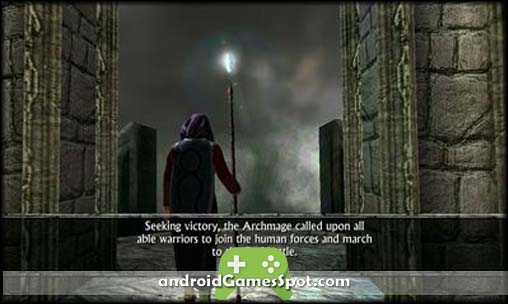 Ravensword Shadowlands 3d RPG free games for android apk download