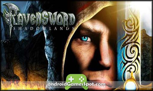 Ravensword Shadowlands 3d RPG game apk free download