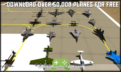 SimplePlanes game apk free download