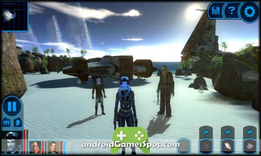 Star Wars KOTOR free games for android apk download