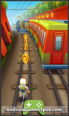 Subway Surfers free games for android apk download
