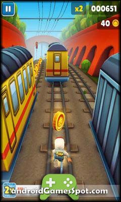 Subway Surfers mod free android games apk download