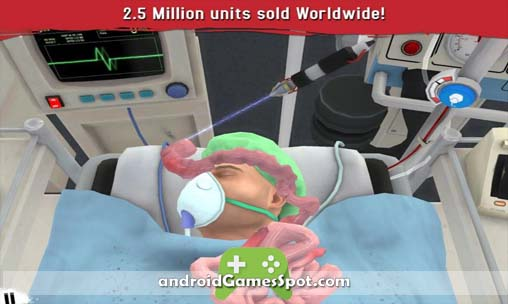 Surgeon Simulator game apk free download