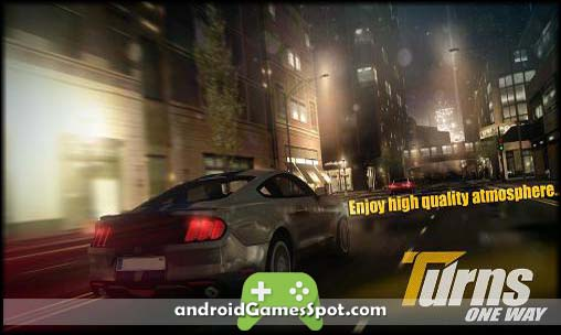 TURNS ONEWAY RACING free android games apk download