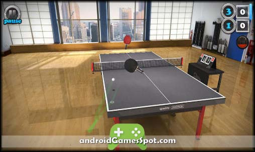 Table Tennis Touch free games for android apk download