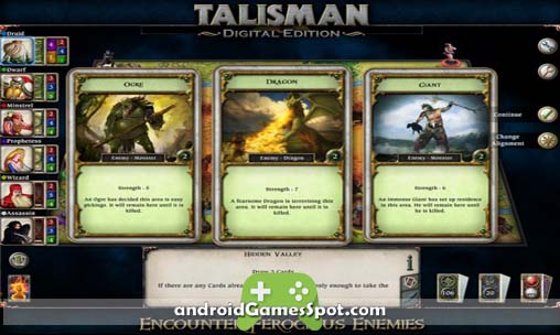 Talisman free games for android apk download