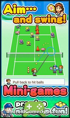 Tennis Club Story apk free download