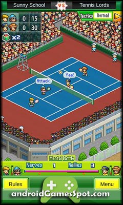 Tennis Club Story free games for android apk download