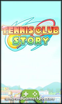 Tennis Club Story game apk free download