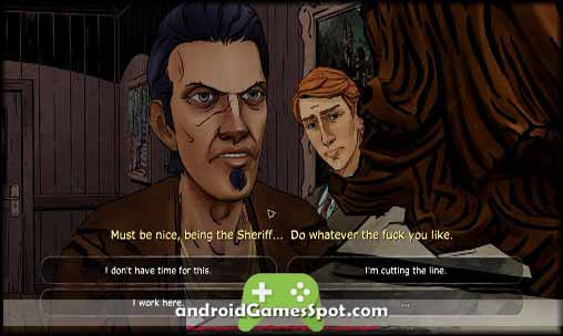 The Wolf Among Us free games for android apk download