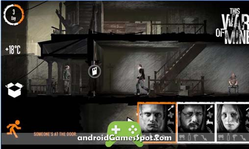 This War of Mine free android games apk download