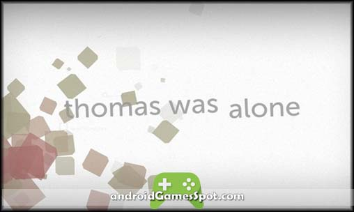 Thomas Was Alone game apk free download