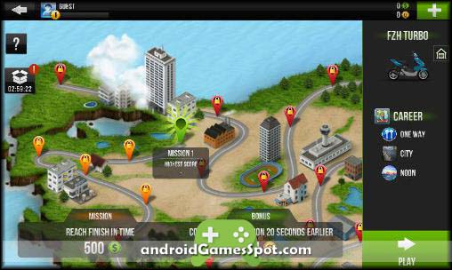 Traffic Rider apk free download