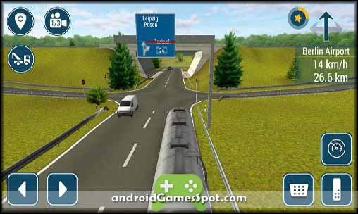 Truck Simulation 16 free android games apk download