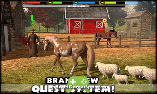 Ultimate Horse Simulator free android games apk download