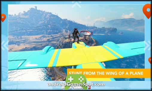Just Cause 3 WingSuit Tour free android games apk download