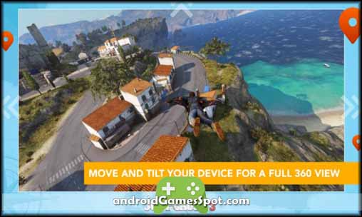 Just Cause 3 WingSuit Tour free games for android apk download