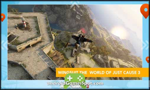 Just Cause 3 WingSuit Tour game apk free download