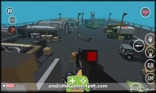 Pixel Warrior At Daybreak free android games apk download