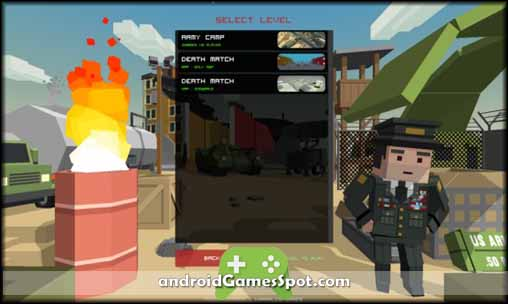Pixel Warrior At Daybreak free games for android apk download