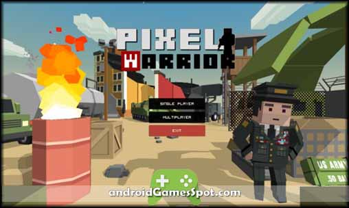 Pixel Warrior At Daybreak game apk free download