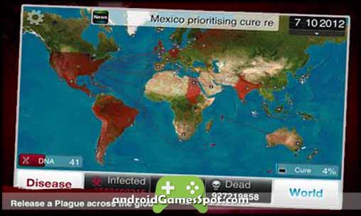 Plague Inc free games for android apk download