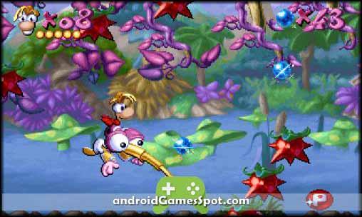 Rayman Classic apk free download