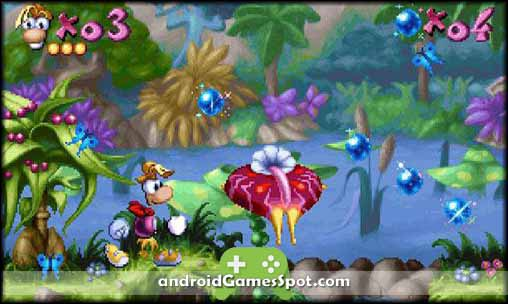 Rayman Classic free games for android apk download