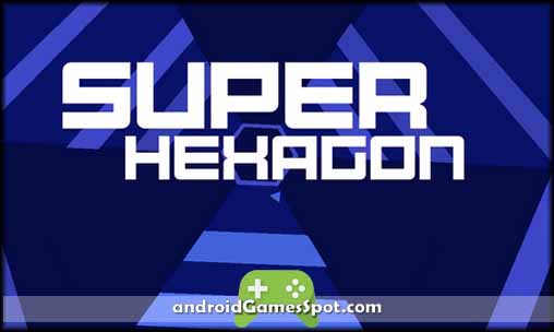 Super Hexagon free games for android apk download