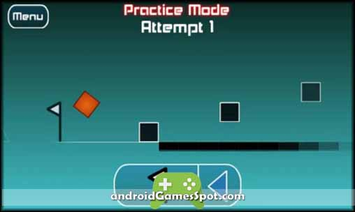 THE IMPOSSIBLE GAME android game Review