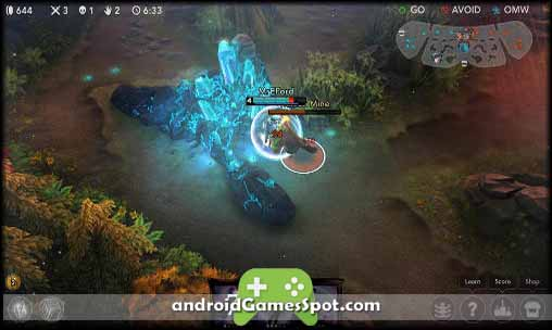 Vainglory free android games apk download