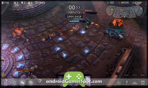 Vainglory free games for android apk download