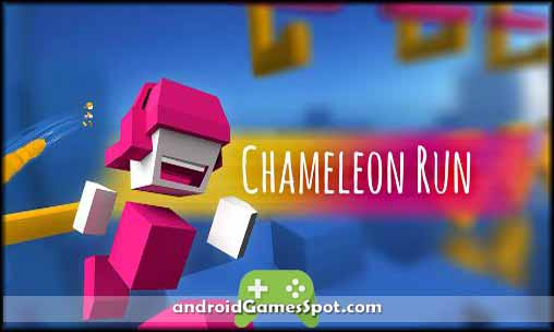 Chameleon Run game apk free download
