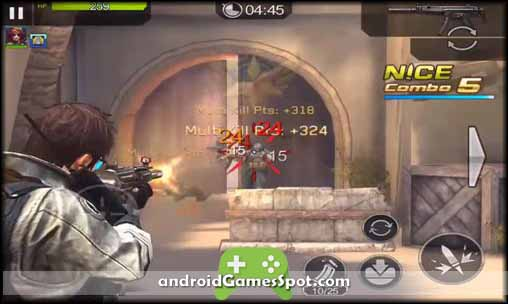 FRONTLINE COMMANDO RIVALS free android games apk download