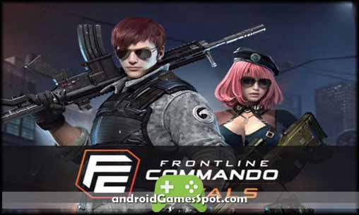FRONTLINE COMMANDO RIVALS game apk free download