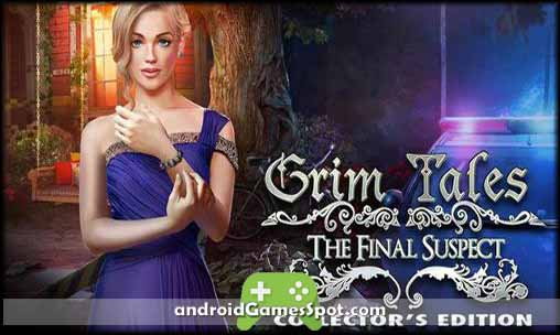 Grim Tales Suspect Full free games for android apk download