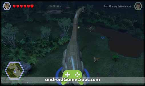 LEGO Jurassic World apk free download