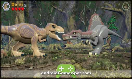 LEGO Jurassic World free android games apk download