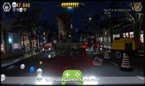 LEGO Jurassic World free games for android apk download