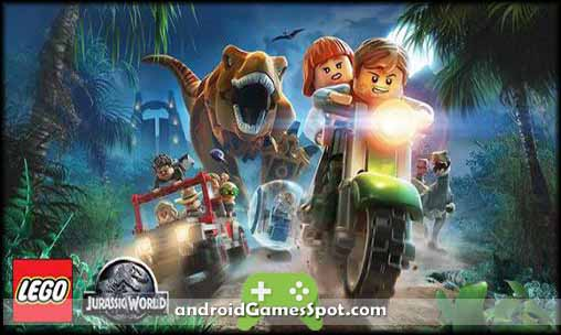 LEGO Jurassic World game apk free download