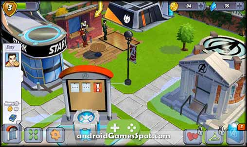 MARVEL Avengers Academy apk free download