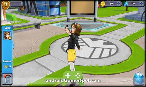 MARVEL Avengers Academy free android games apk download