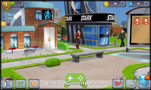 MARVEL Avengers Academy free games for android apk download