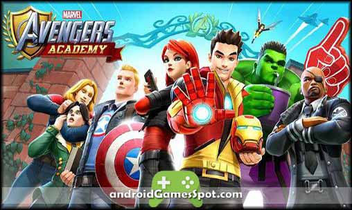 MARVEL Avengers Academy game apk free download