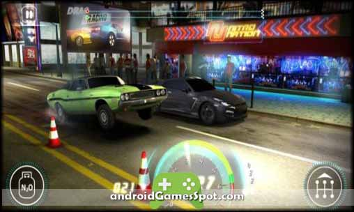 Nitro Nation Racing free games for android apk download
