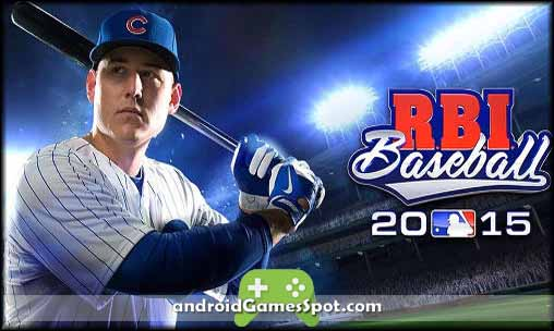 R B I Baseball 15 apk free download