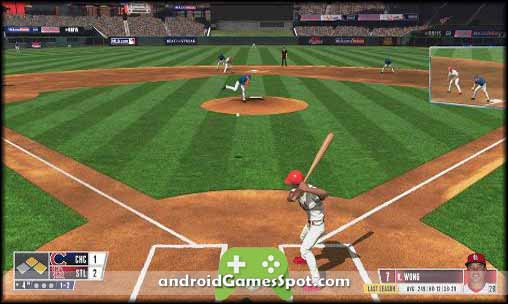 R B I Baseball 15 free android games apk download