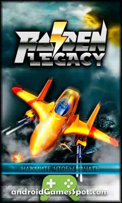 Raiden Legacy game apk free download